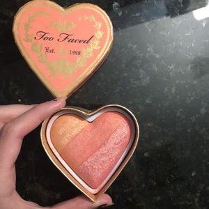 Toofaced Blush